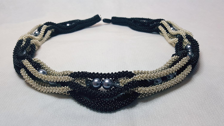 Rotunde Halskette