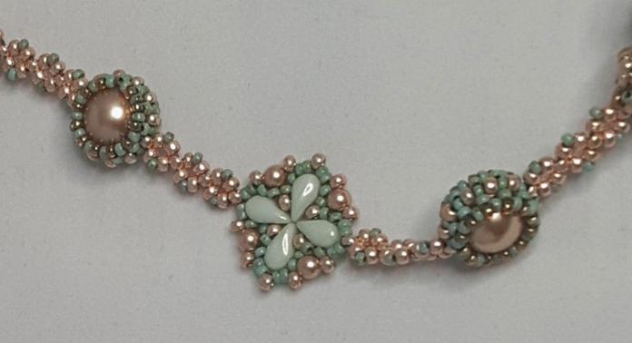 Halskette Lady Edith von Sabine Lippert